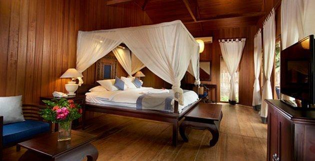 Siladen Resort and Spa Room