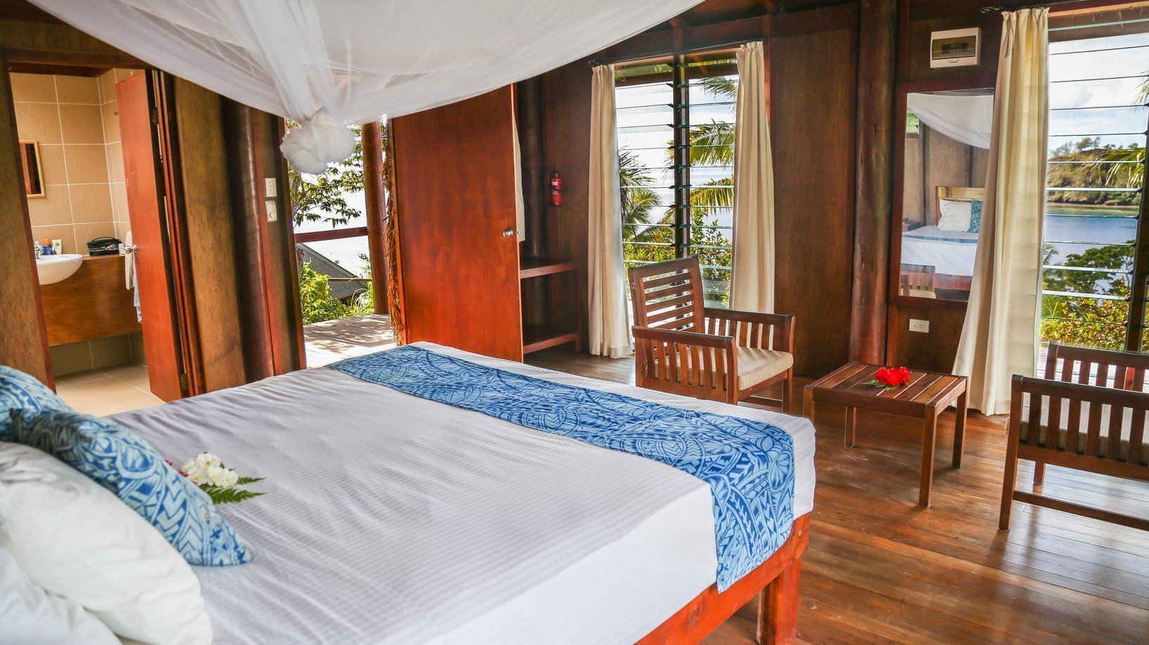 Matava guest room