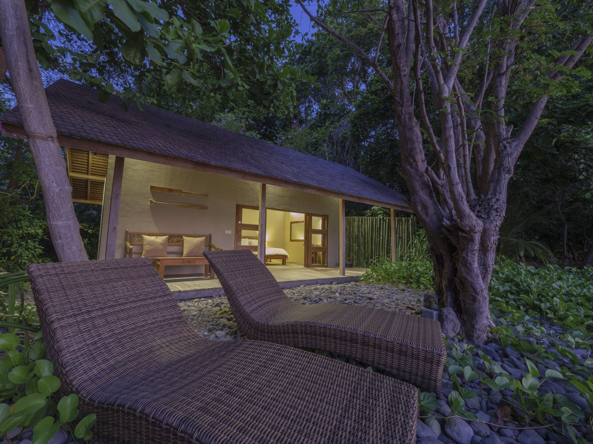 Alami Alor Resort Bungalows