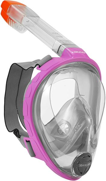 full face mask snorkel